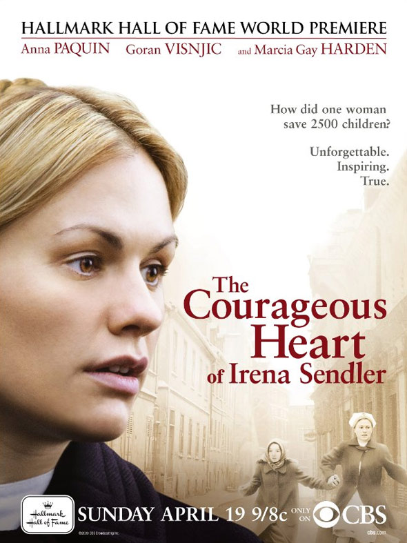 The Courageous Heart of Irena Sendler Poster #1