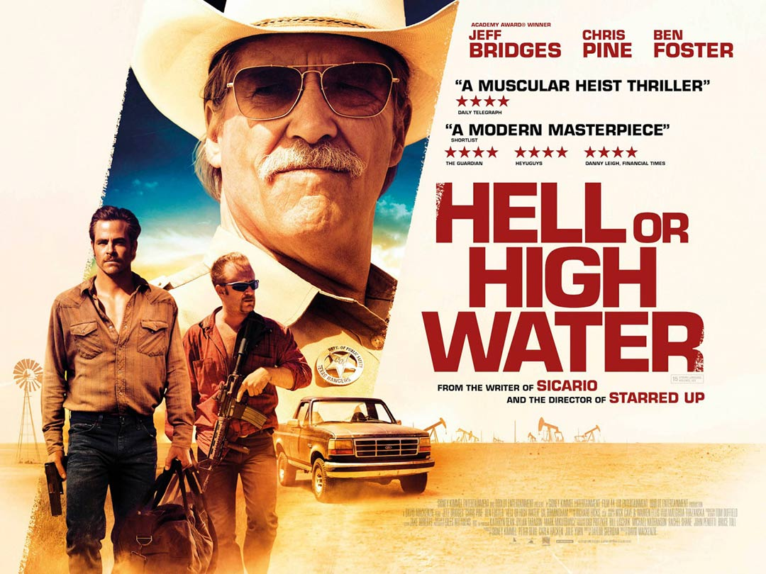 Hell or High Water Poster #3