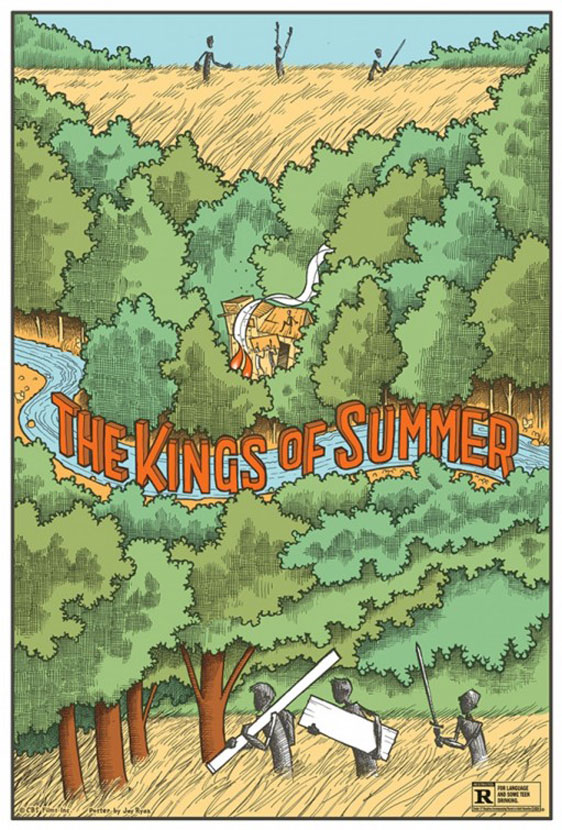 The Kings of Summer Poster #7