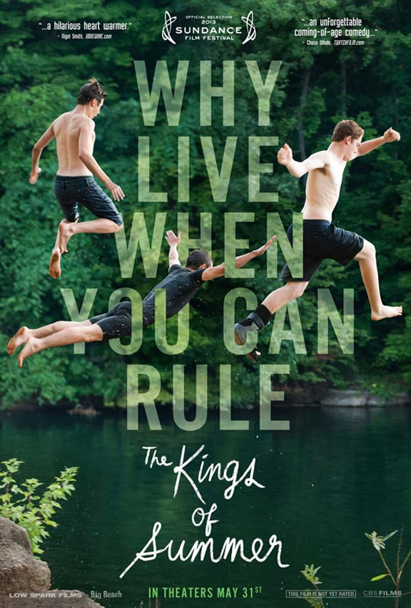 The Kings of Summer Poster #1