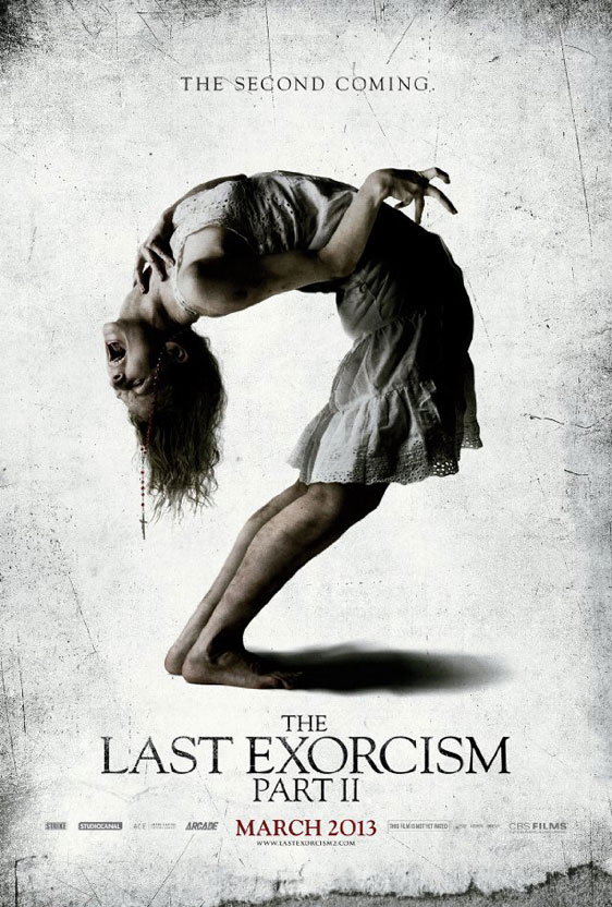 The Last Exorcism Part II Poster #1