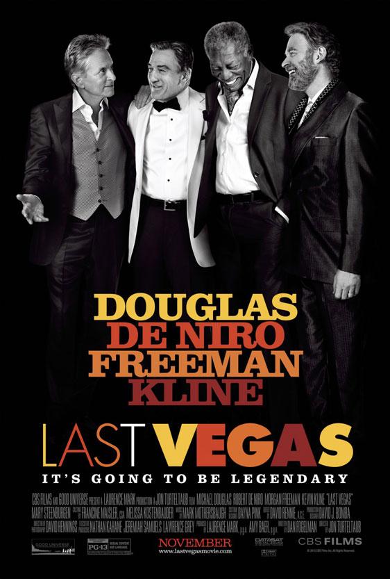 Last Vegas Poster #3