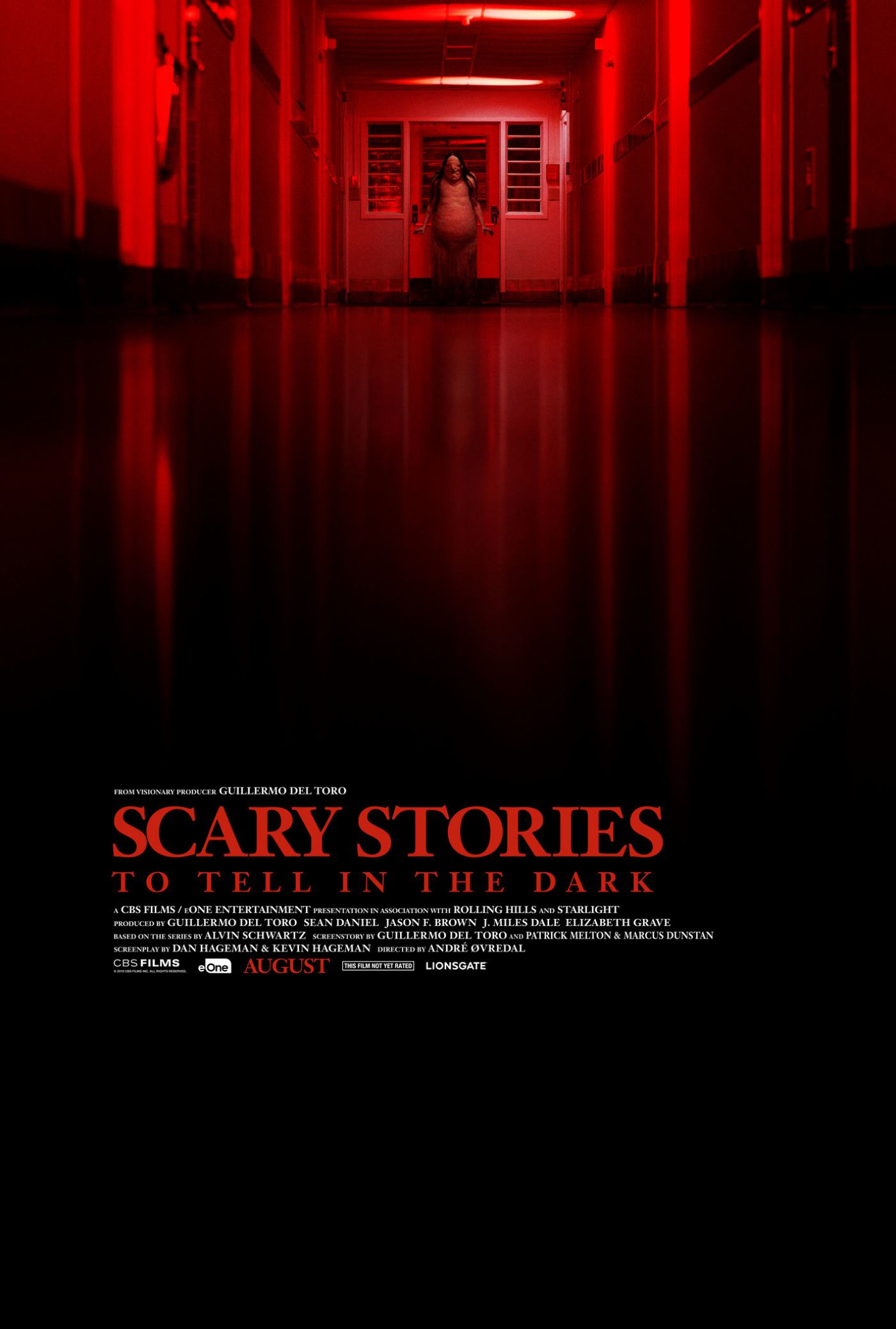 Scary Stories to Tell in the Dark Poster #1