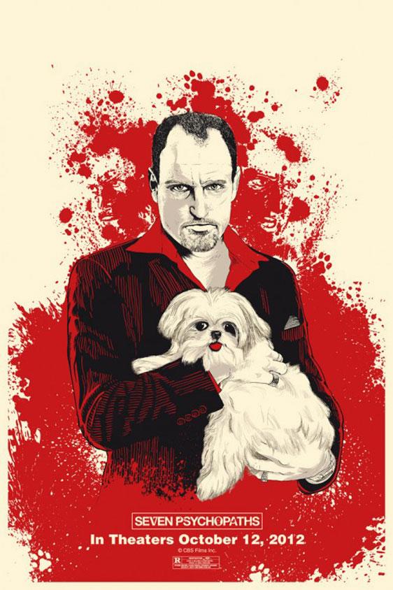 Seven Psychopaths Poster #13