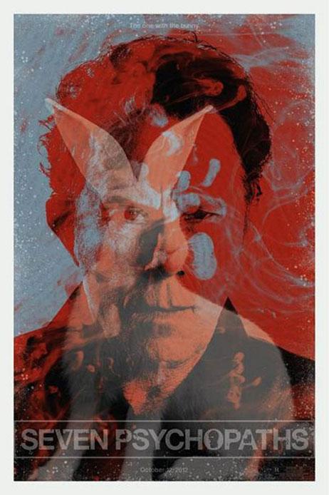 Seven Psychopaths Poster #14