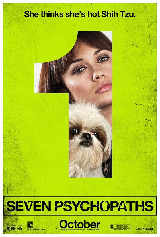 Seven Psychopaths Poster #2