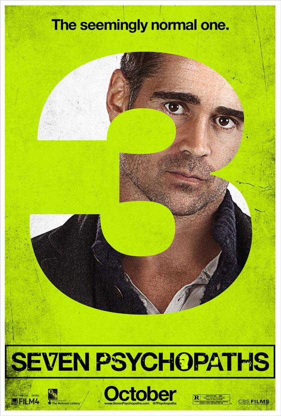 Seven Psychopaths Poster #4
