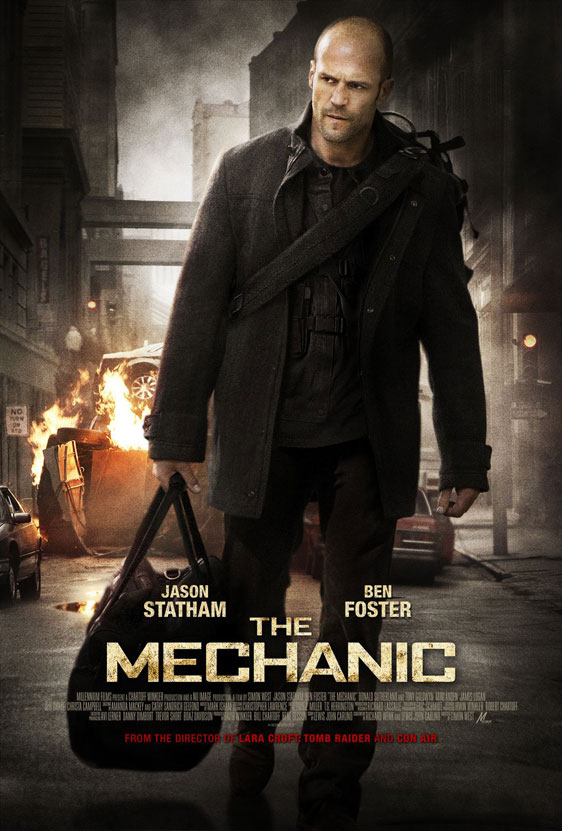 The Mechanic Poster #2