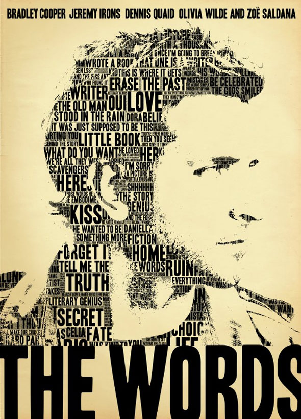 The Words Poster #1