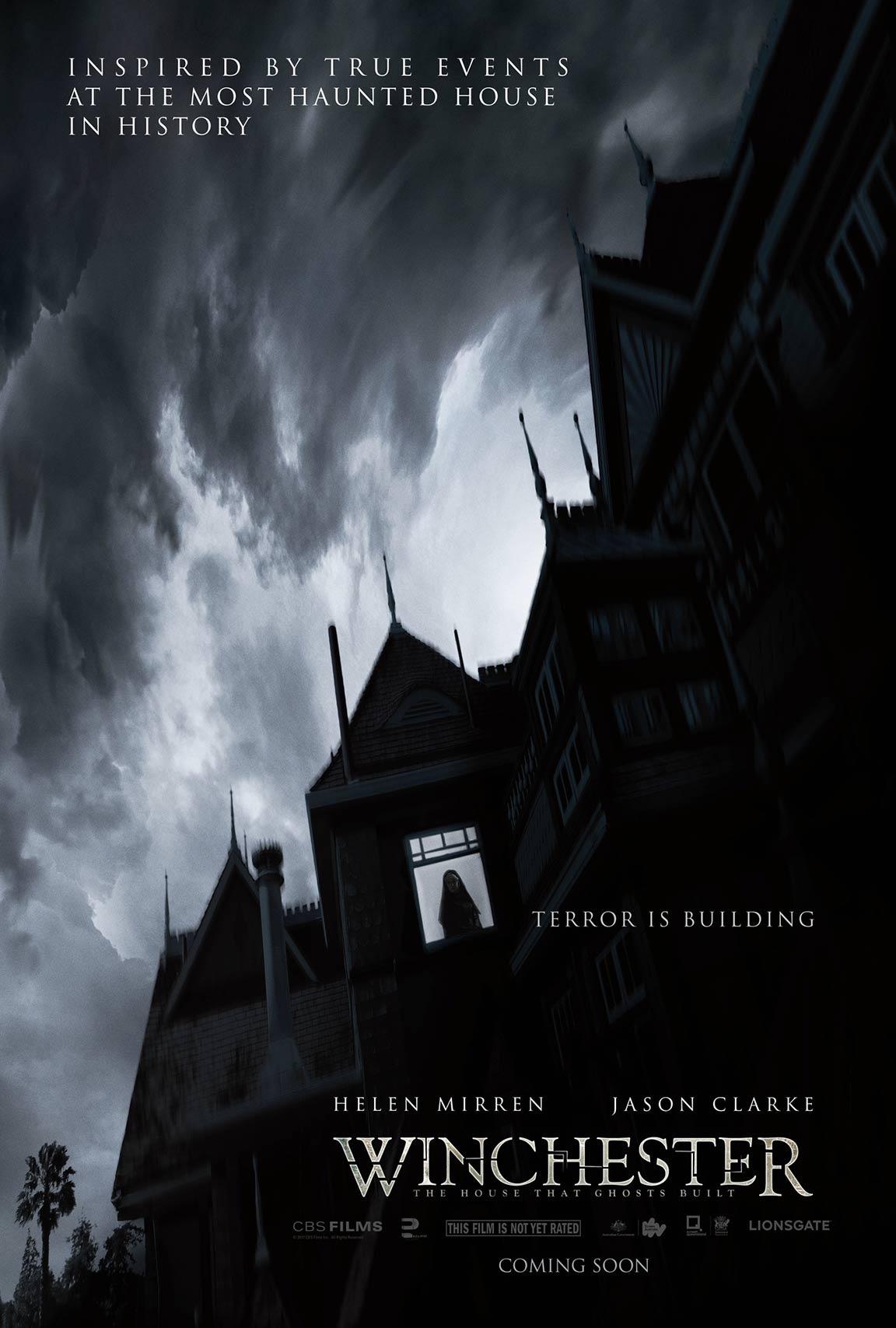 Winchester: The House That Ghosts Built Poster #1