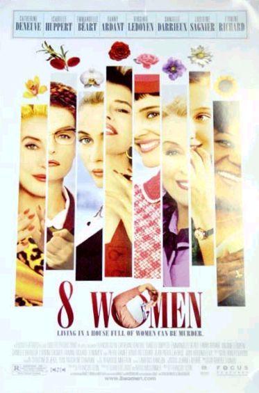 8 Women Poster #1