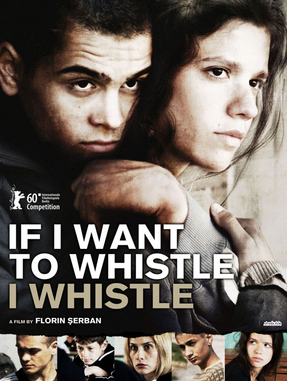 If I Want to Whistle, I Whistle Poster #1