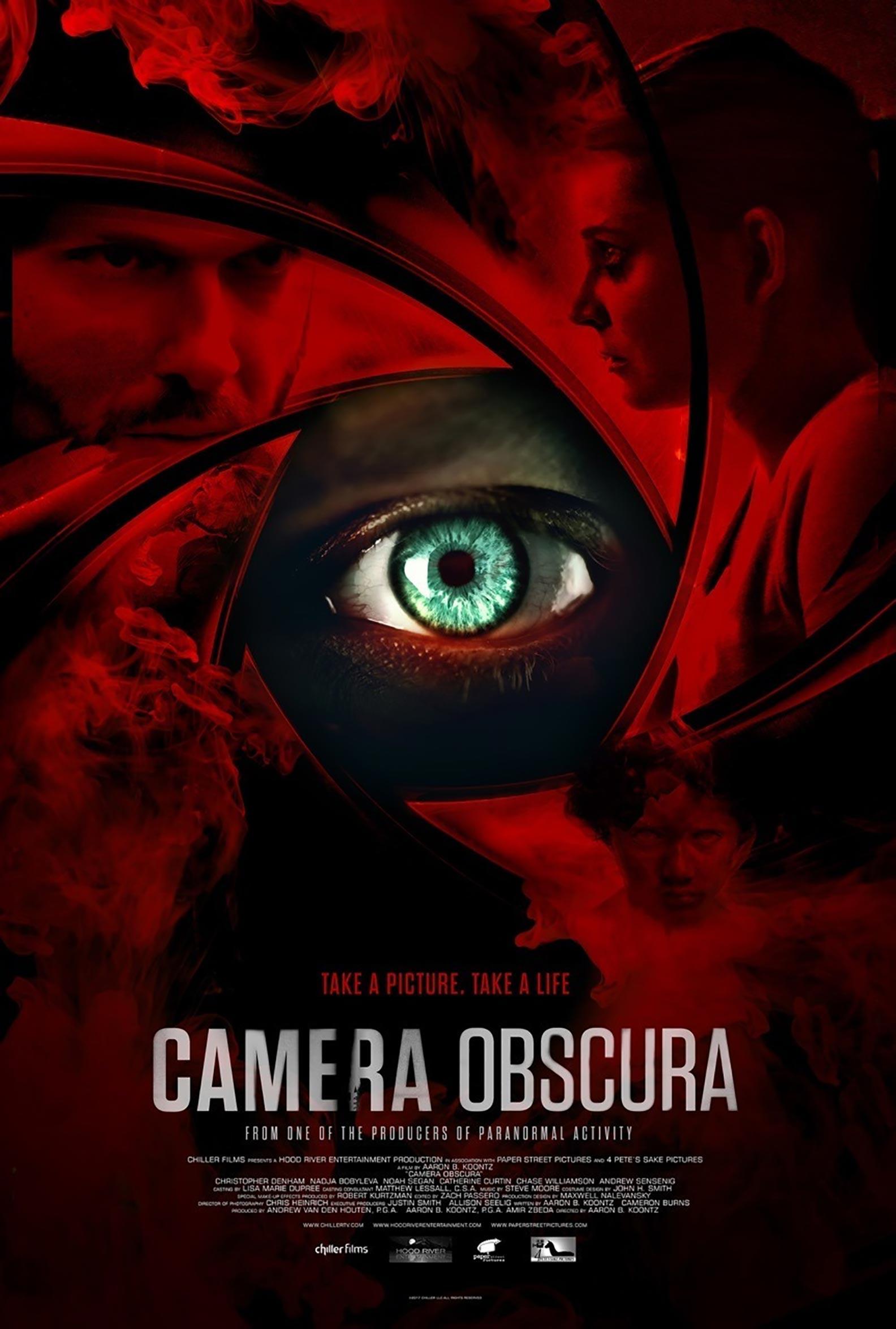 Camera Obscura Poster #1