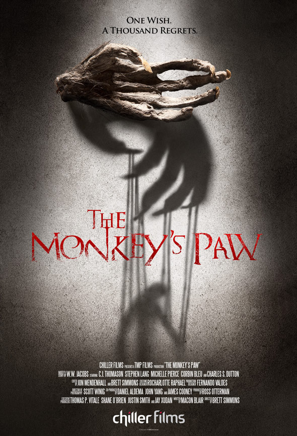 The Monkey's Paw Poster #1