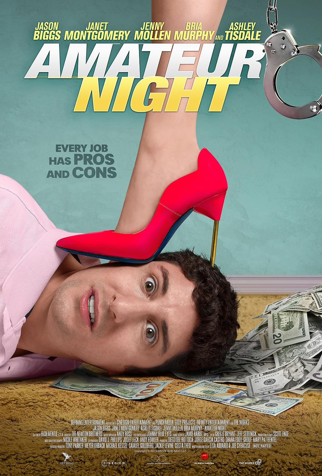 Amateur Night Poster #1