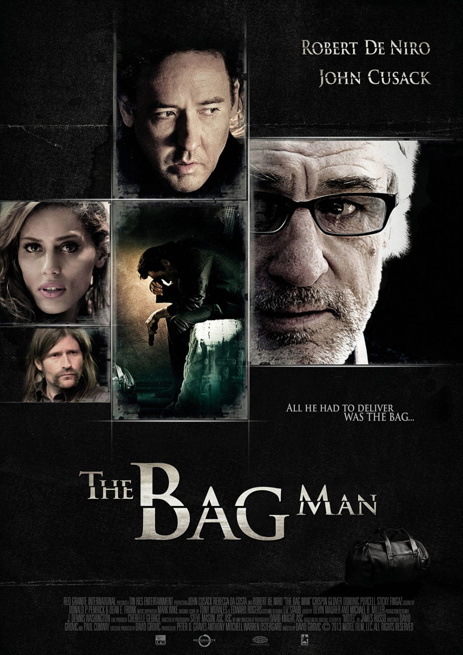 The Bag Man Poster #2
