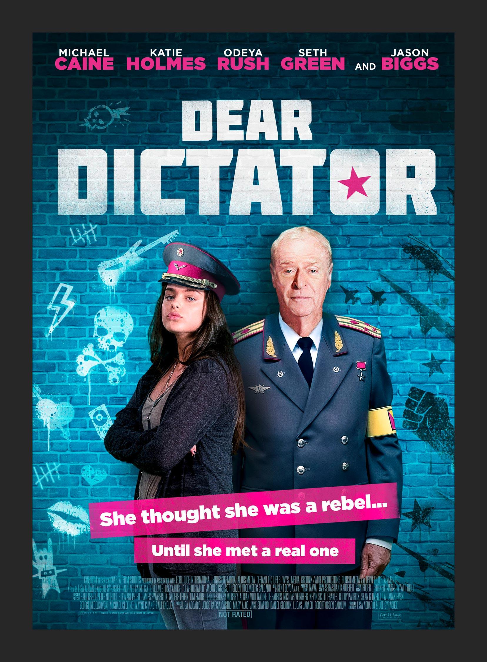 Dear Dictator Poster #1