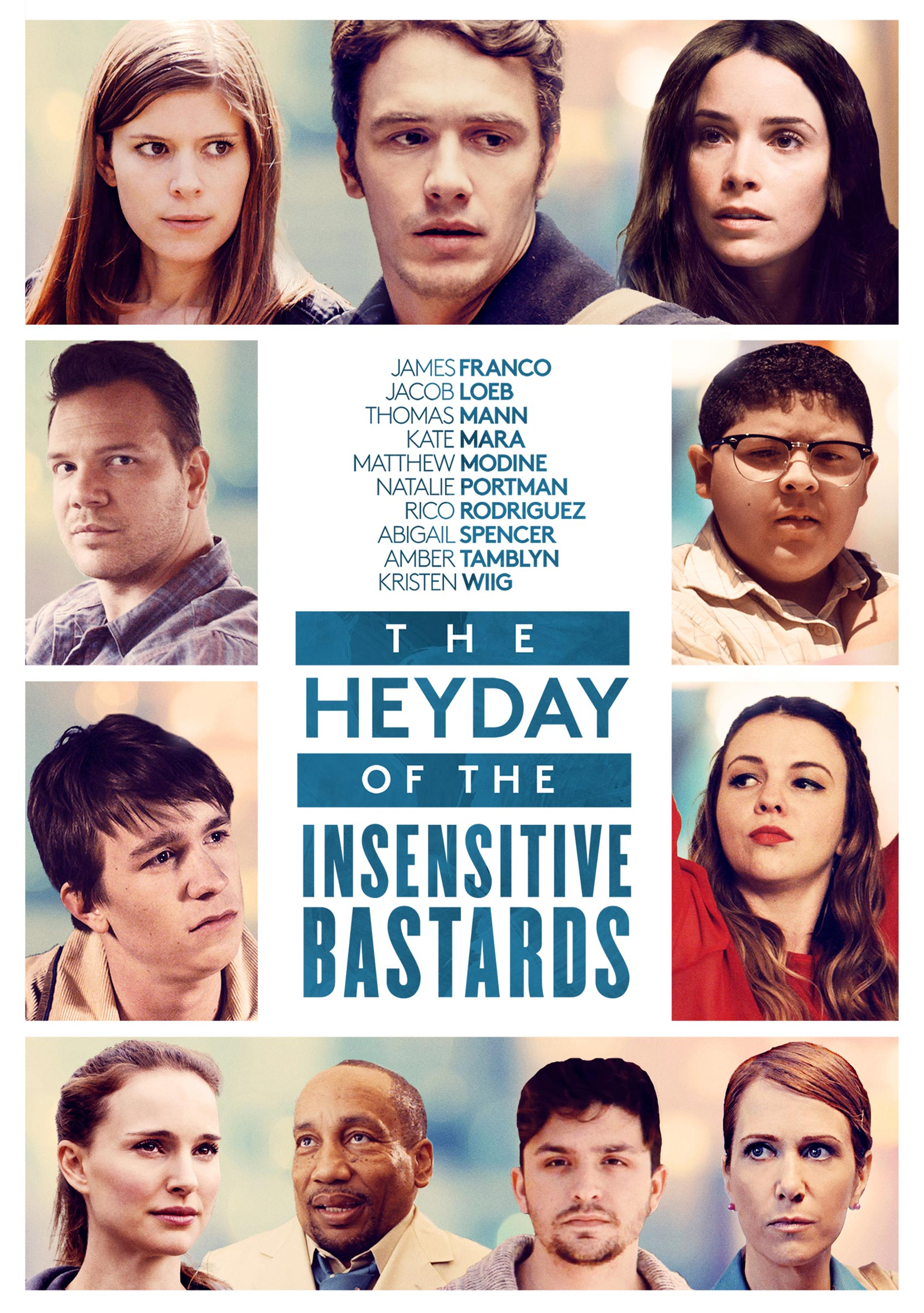The Heyday of the Insensitive Bastards Poster #1