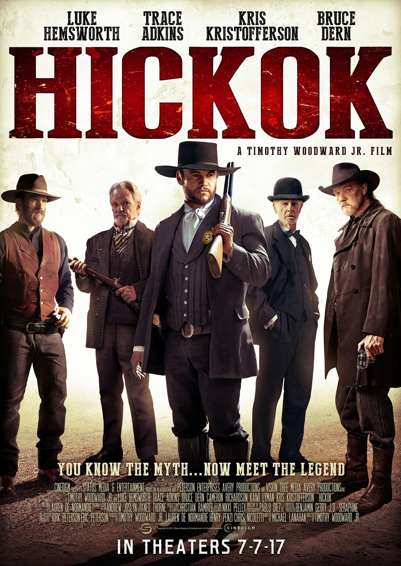 Hickok Poster #1