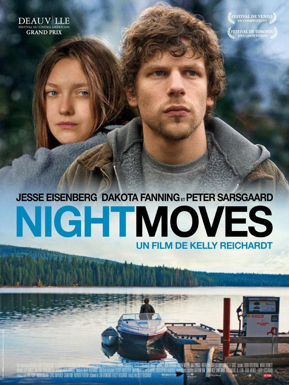 Night Moves Poster #2