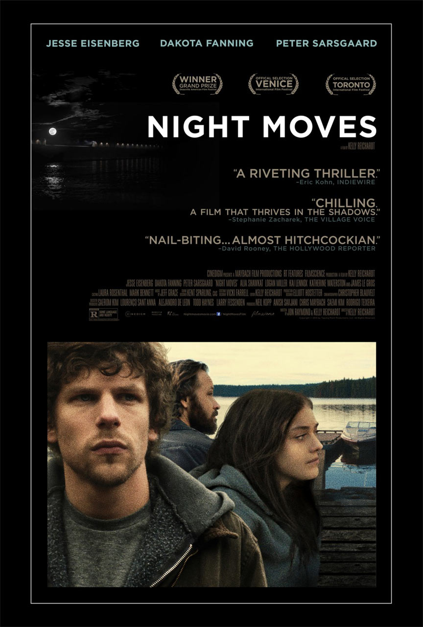 Night Moves Poster #3