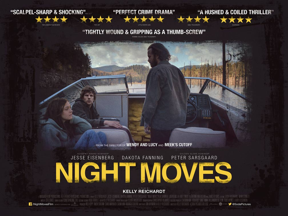 Night Moves Poster #4
