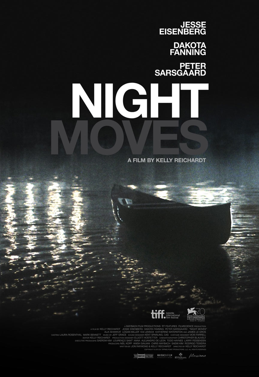 Night Moves Poster #1