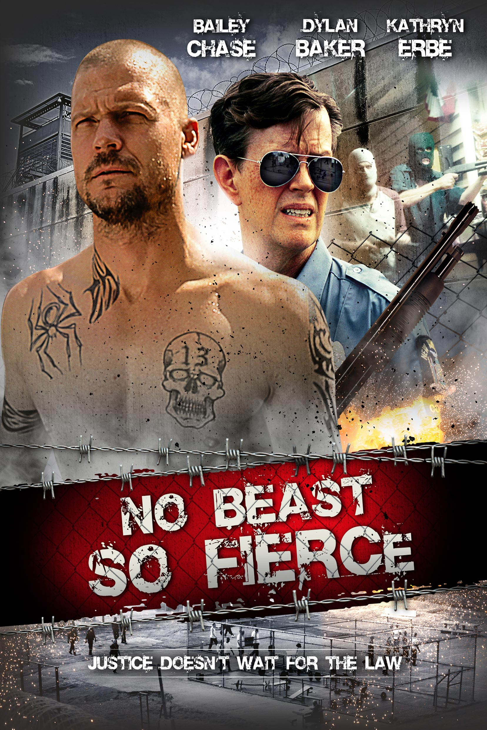 No Beast So Fierce Poster #1