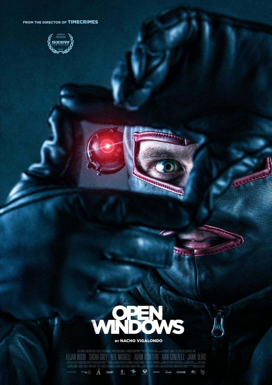 Open Windows Poster #2