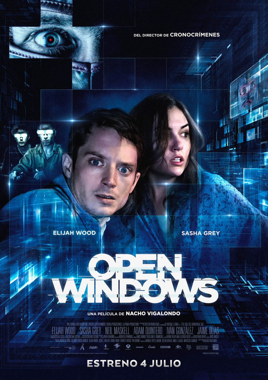 Open Windows Poster #4