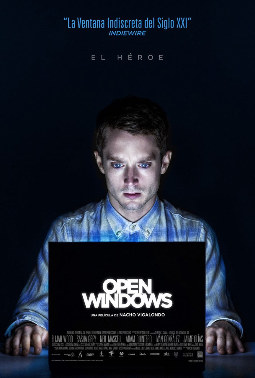 Open Windows Poster #5
