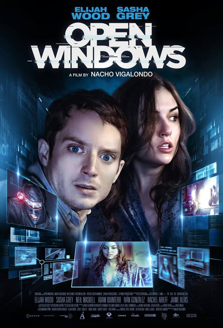 Open Windows Poster #7