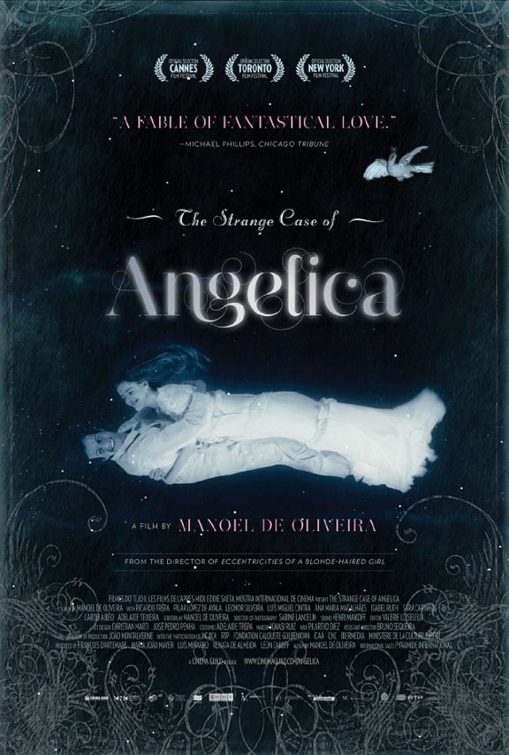 The Strange Case Of Angelica Poster #1