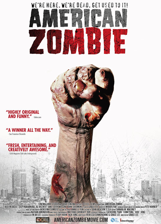American Zombie Poster #1