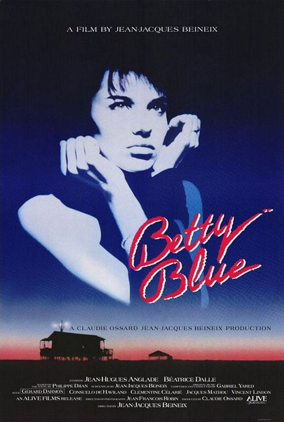 Betty Blue Poster #1