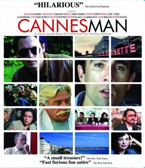 Cannes Man Poster #1