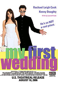 My First Wedding Poster #1