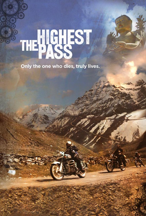 The Highest Pass Poster #1