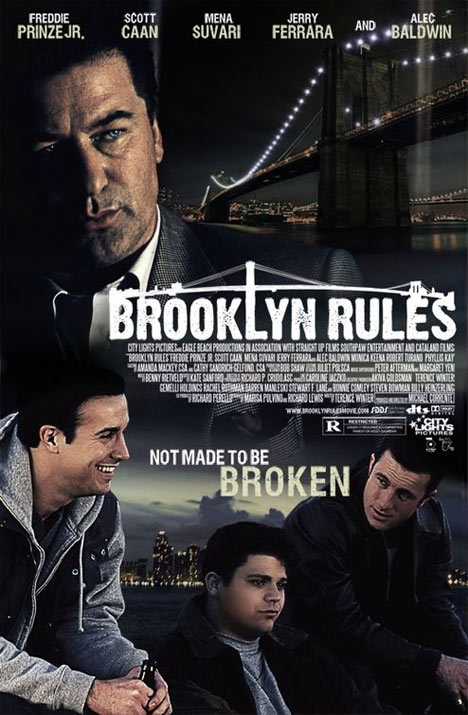 Brooklyn Rules Poster #1