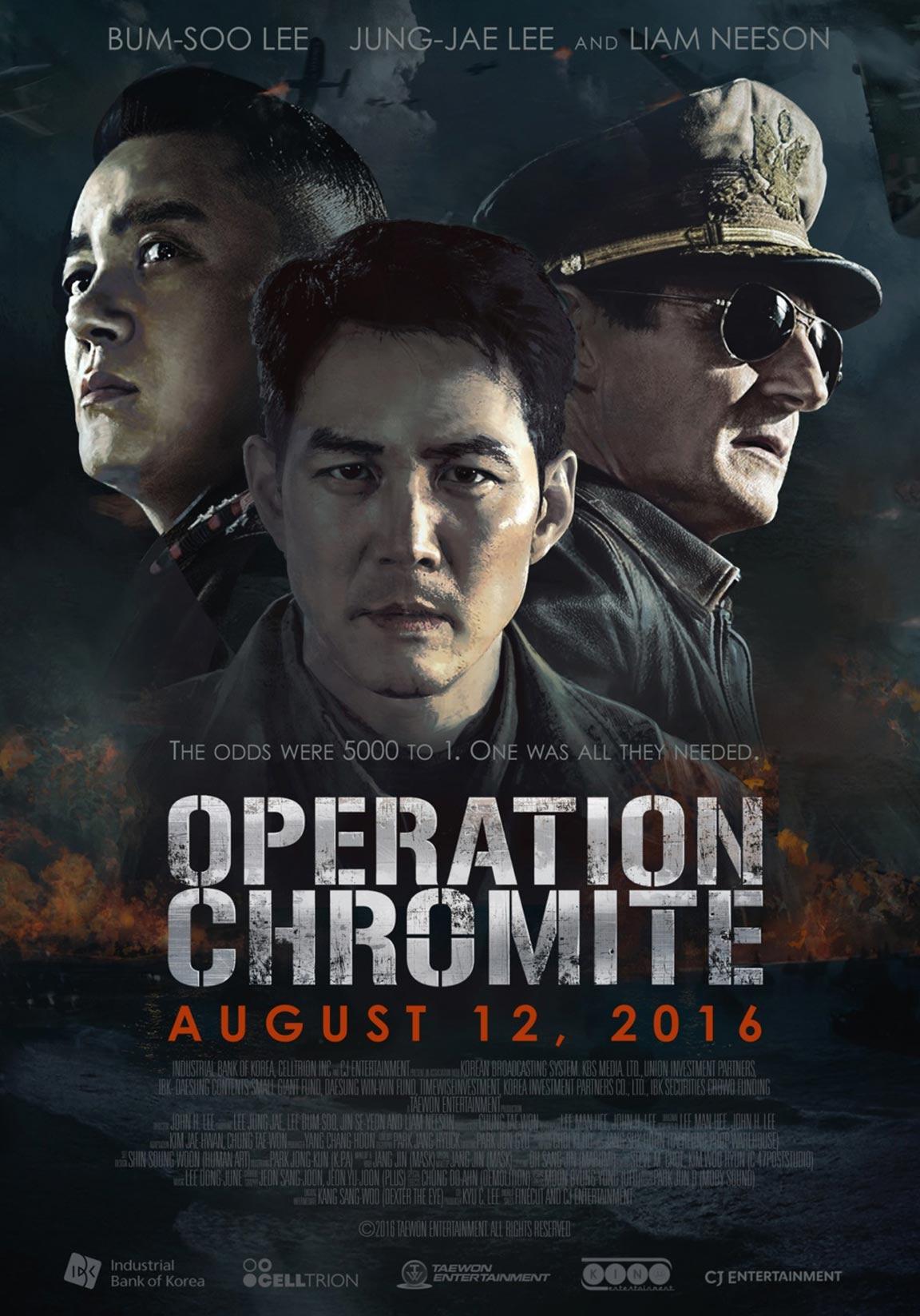 Operation Chromite Poster #1