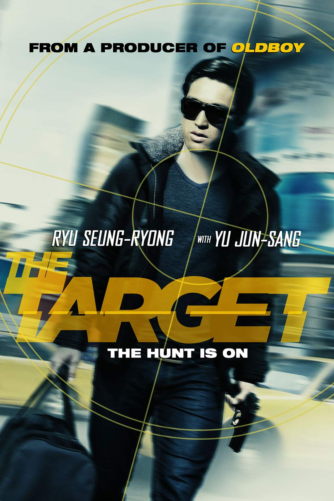 The Target Poster #1