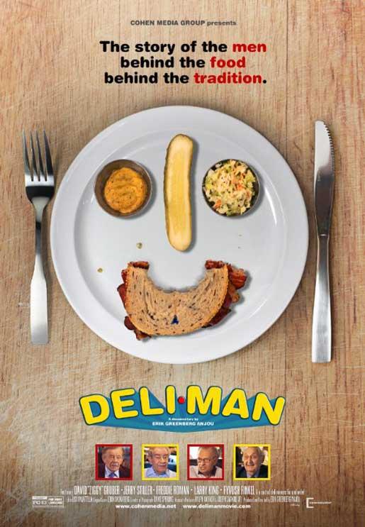 Deli Man Poster #1