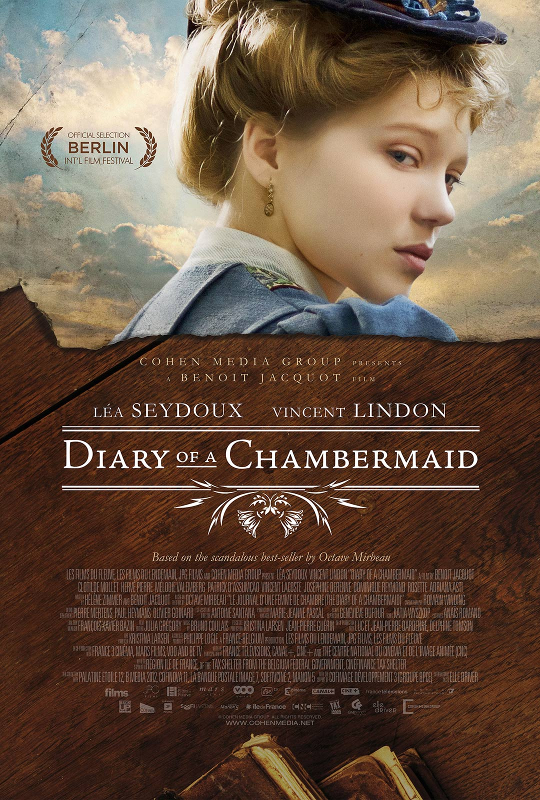 Diary of a Chambermaid Poster #1