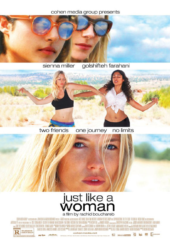 Just Like A Woman Poster #1