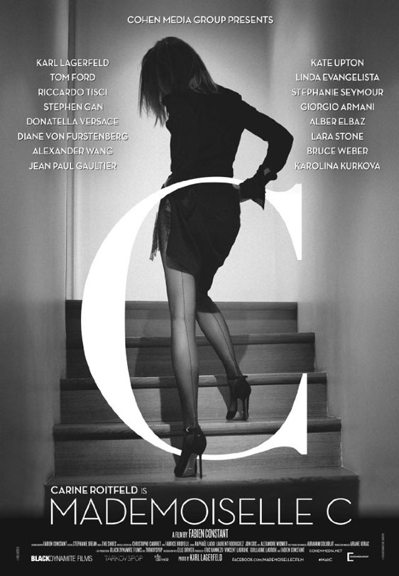 Mademoiselle C Poster #1