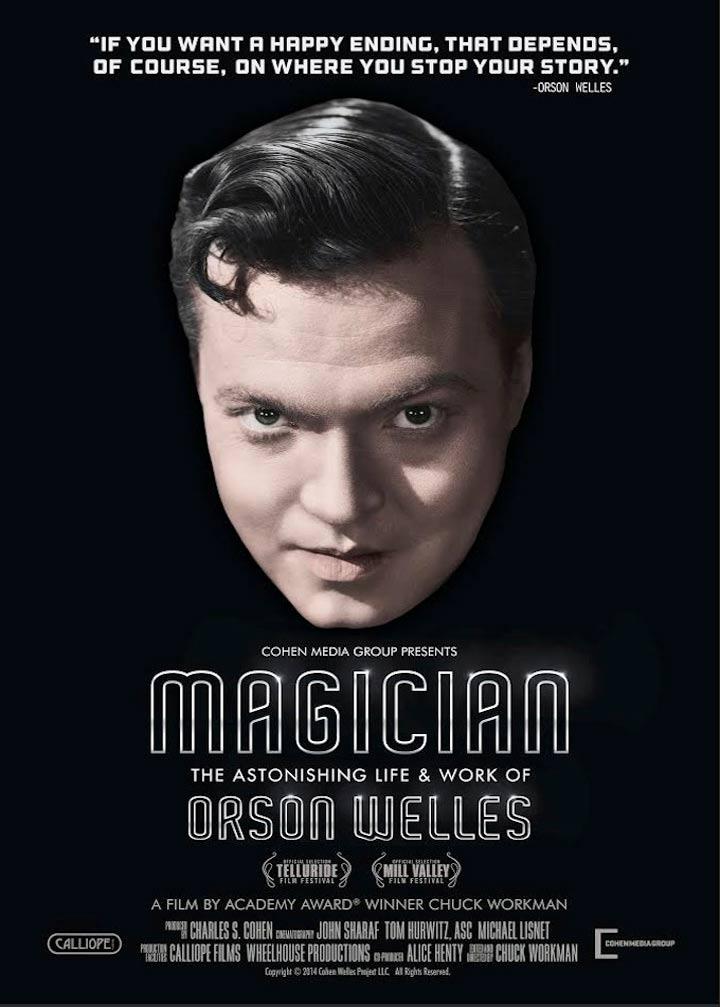 Magician Poster #1