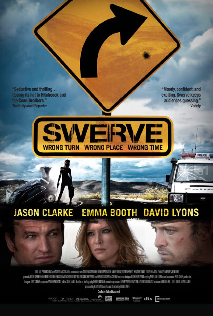 Swerve Poster #1