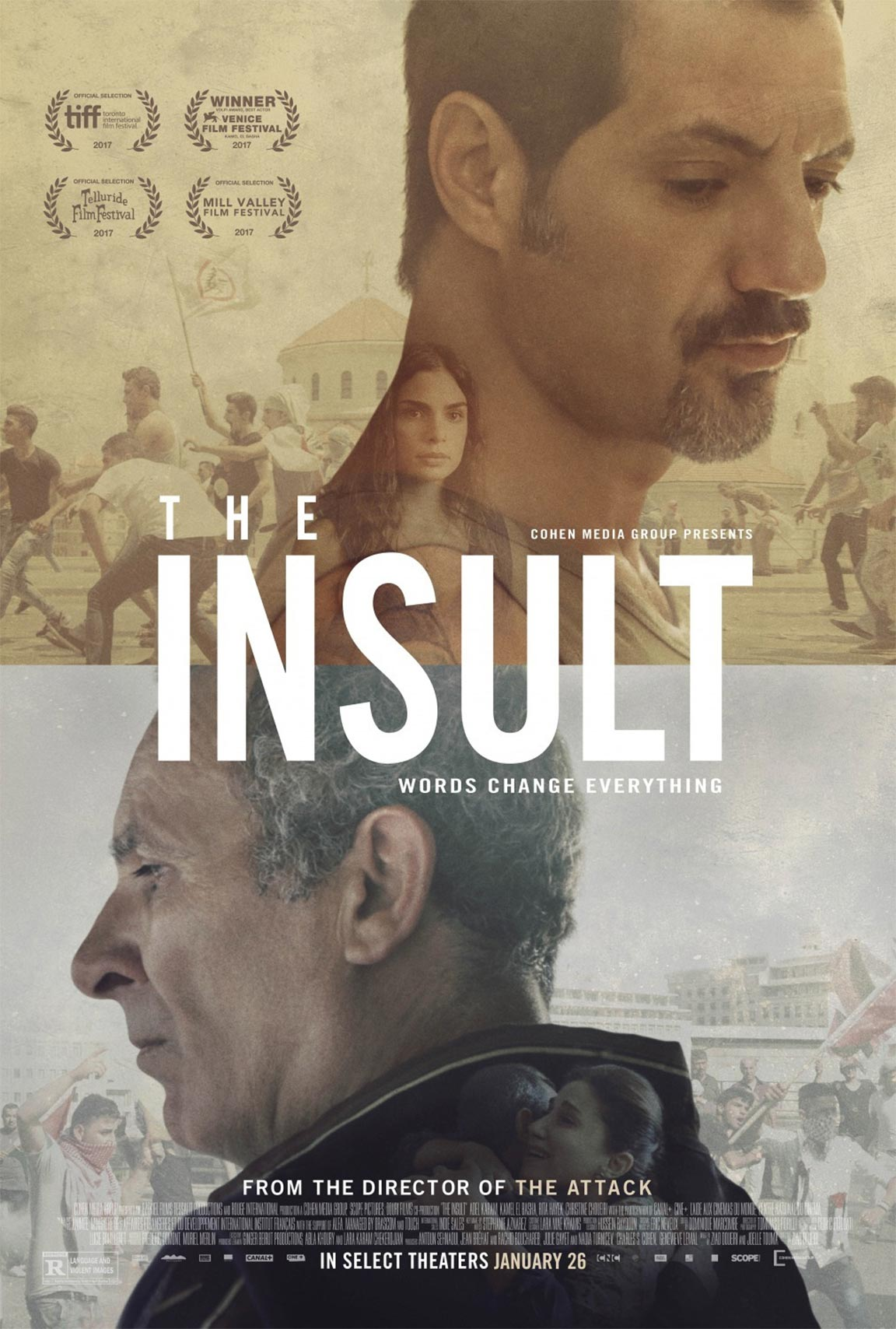 The Insult Poster #1
