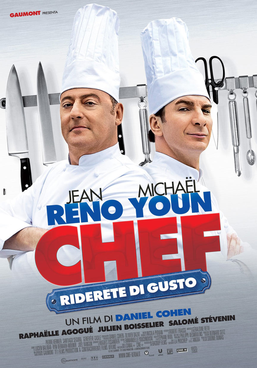 The Chef Poster #2