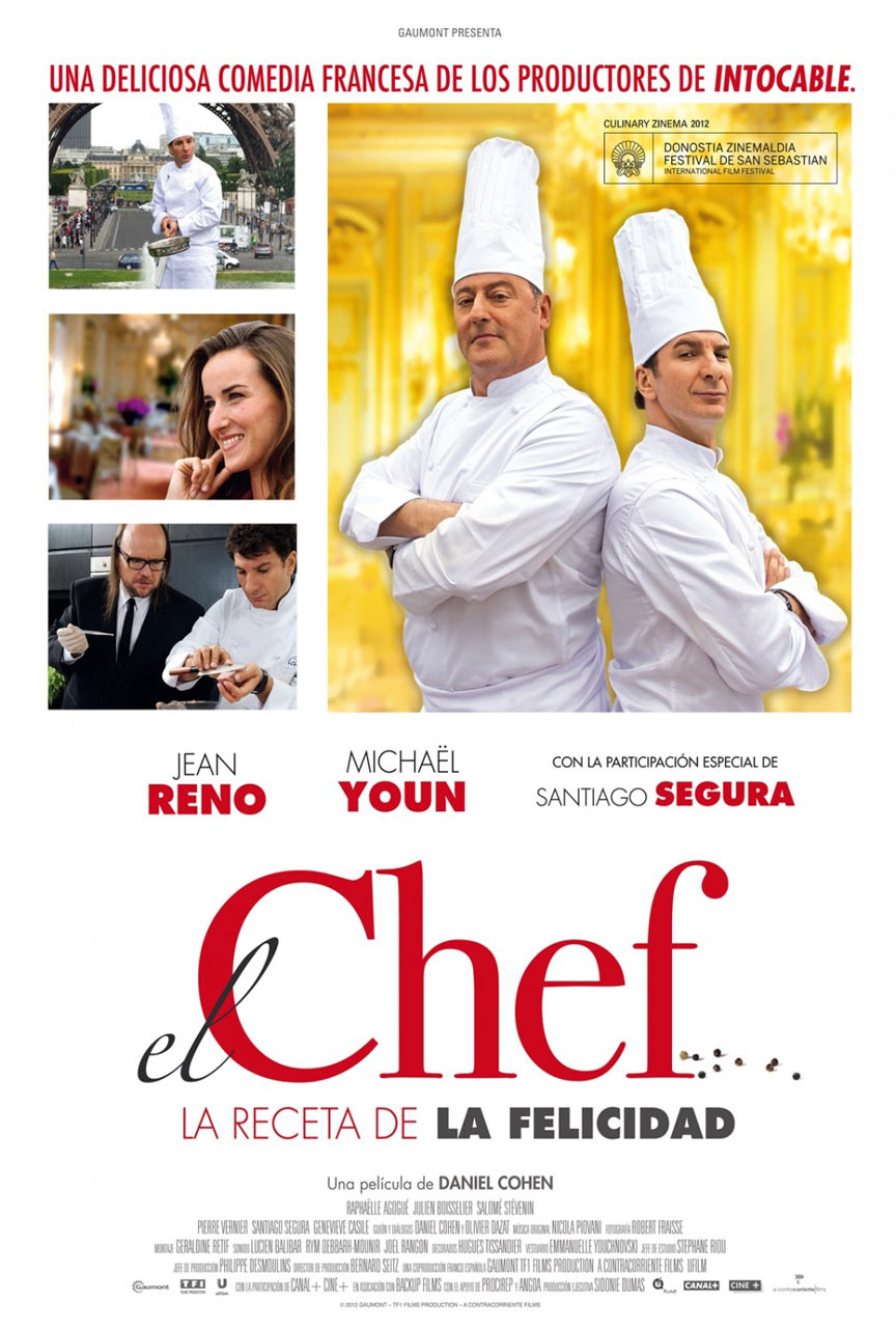The Chef Poster #3